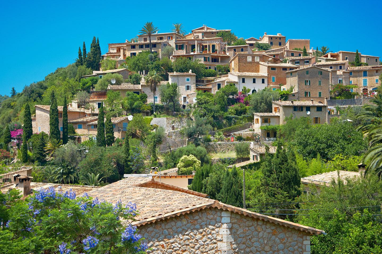Flugankunft Mallorca