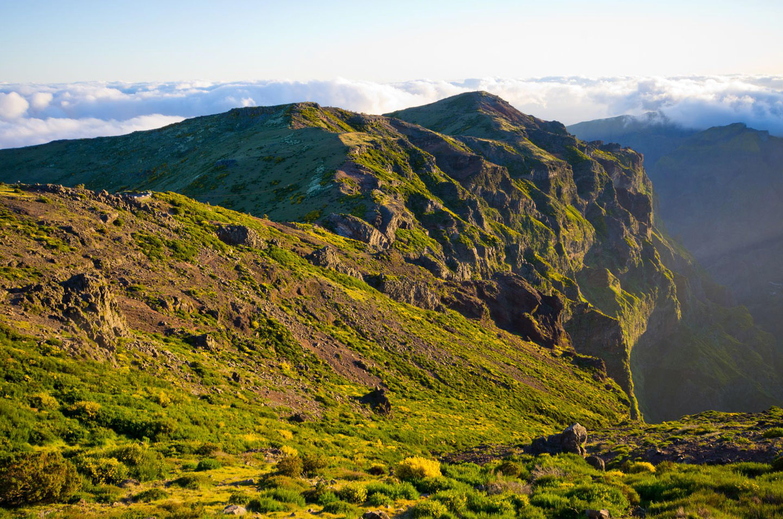 Madeira Nordosten Der Insel Individuell Wandern Ohne Gepack