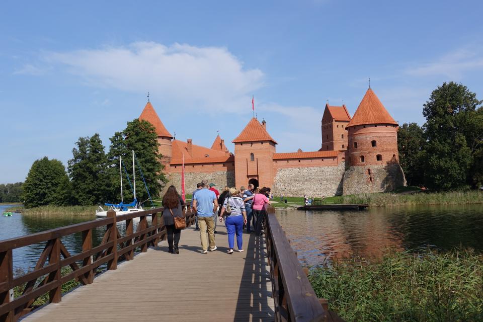 Wandern in Trakai