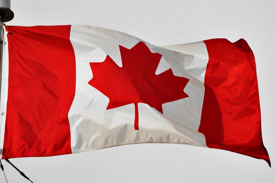 Kanada, Kanadische Flagge