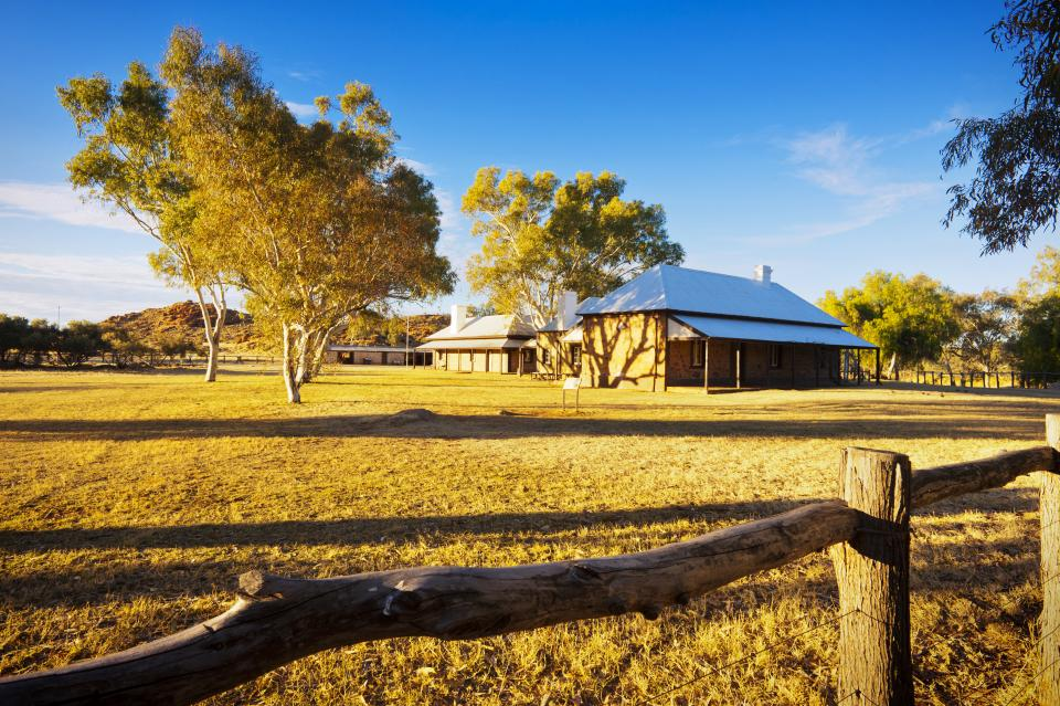 Alice Springs Telegrafenstation