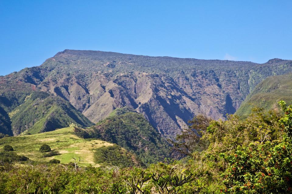 Wandern in Hawaii (Maui)