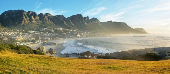 Camps Bay Beach, Kapstadt