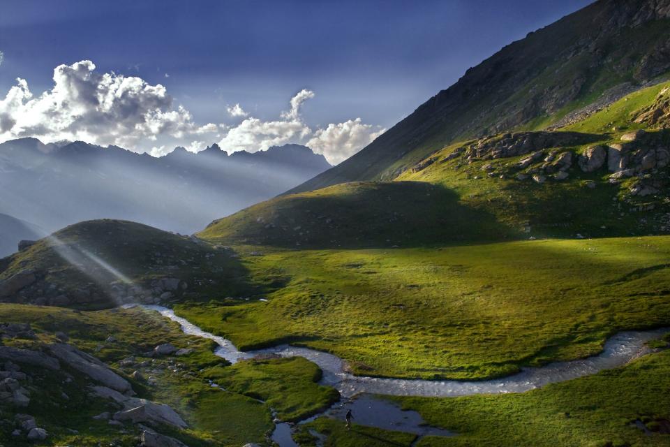 Wandern in Alaska