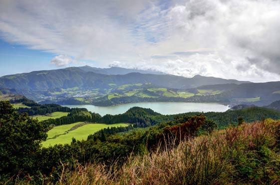 Wetter auf den Azoren
