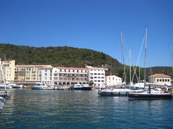 Zentrum Korsikas
