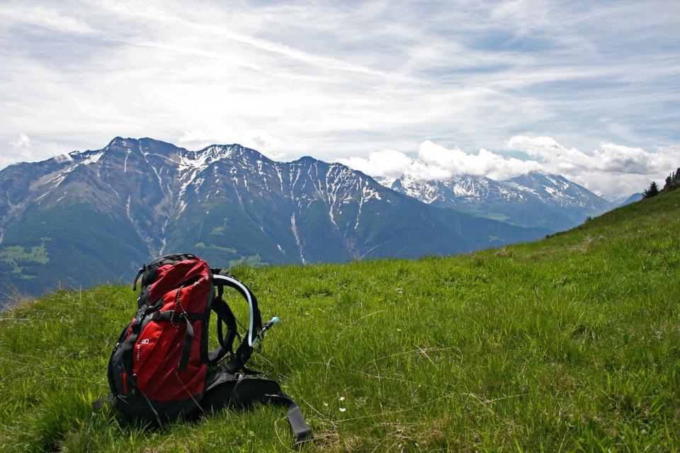 Wandern ohne Gepäck - Was ist das?