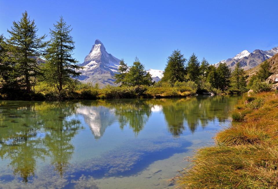 Wandern in der Schweiz - Kanton Wallis