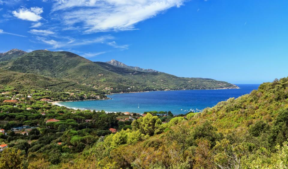 Wandern in der Toskana - Insel Elba