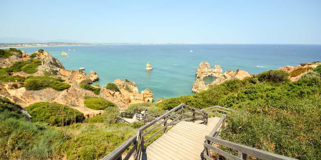 Wandern an der Algarve: Der äußerste Süden Portugals, das ideale Wander-Terrain!