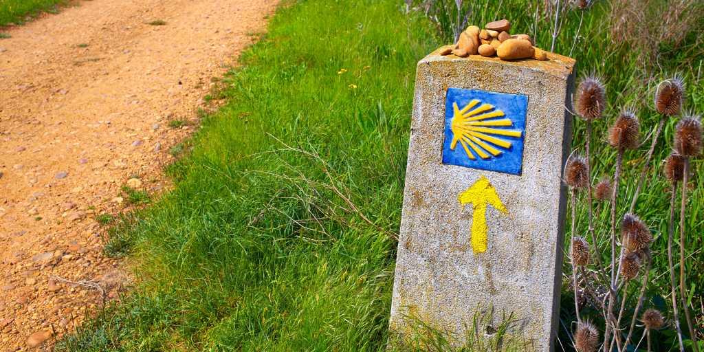 Pilgern auf dem Camino Catalan