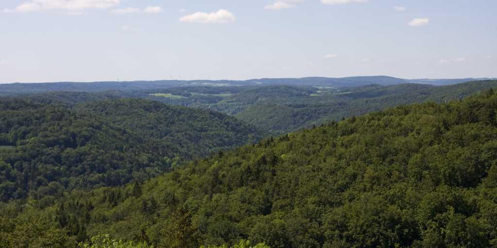 Wandern im Frankenwald