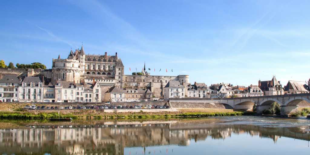 Wandern in Frankreich Loire