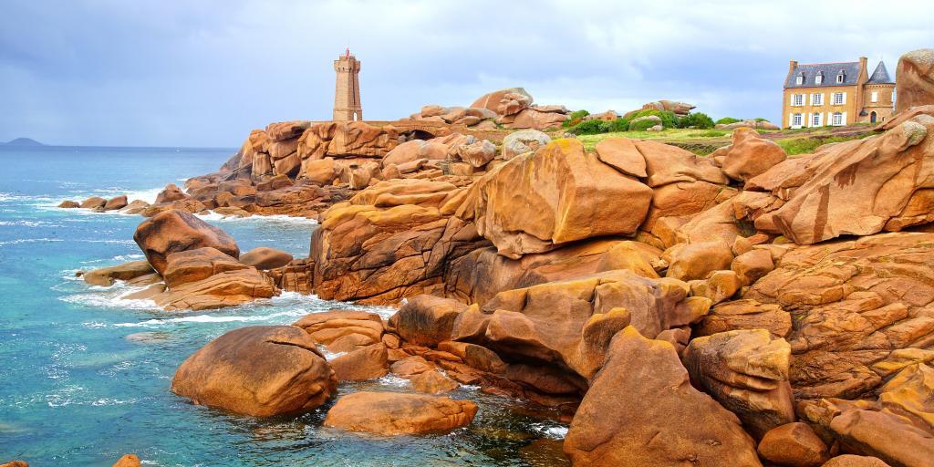 Wandern in der Bretagne - Wanderurlaub individuell oder in der Gruppe