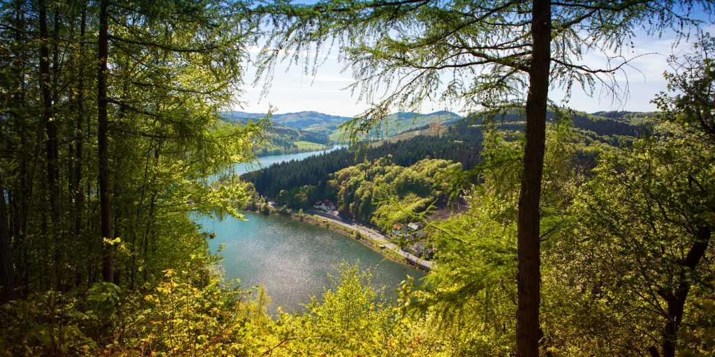 Wandern im Hessischen Bergland - Wanderurlaub individuell oder geführt