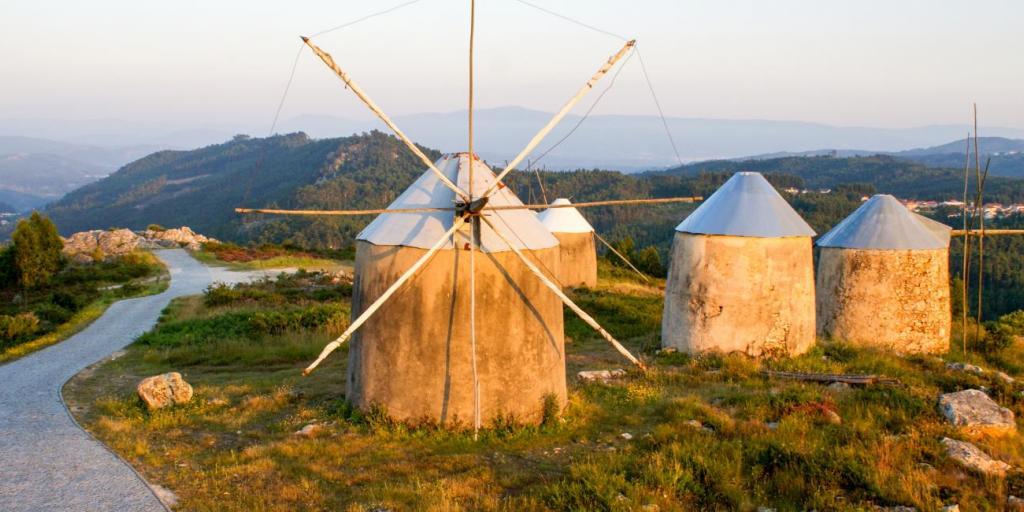 Jakobswege in Portugal