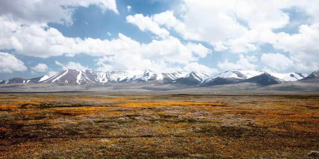 Wandern in Kirgistan - Zentralasien entdecken.