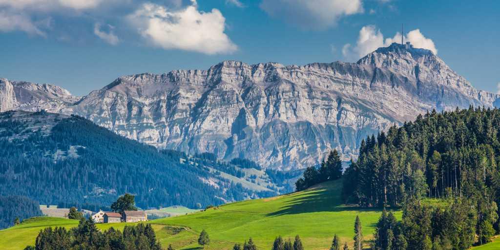 Wandern in der Ostschweiz: Facettenreiche Region für Trekking- und Wanderfreunde!