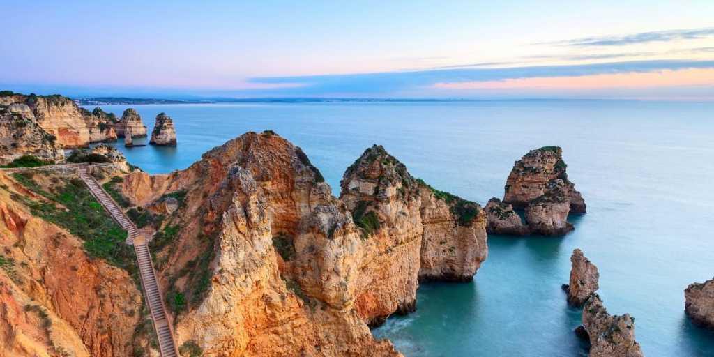 Wandern an der Algarve in Potugal