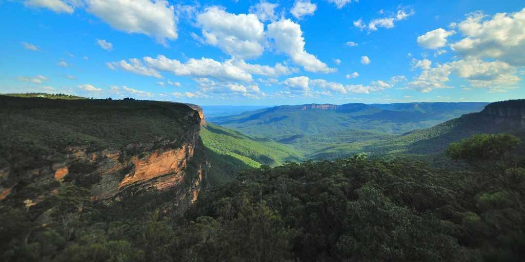 Wandern in New South Wales - die Australischen Alpen und den Bluemountain NP zu Fuß erkunden