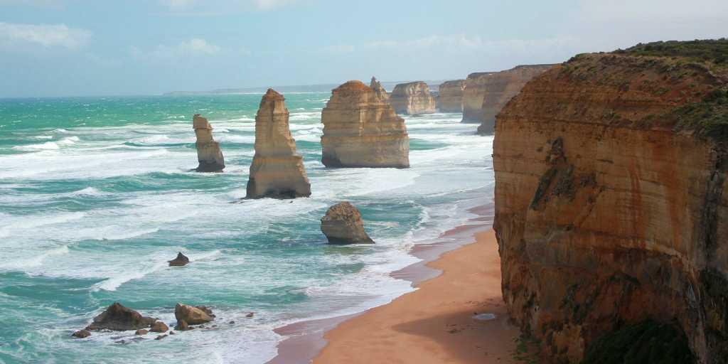 Wandern in Australien und Ozeanien - viele Inseln und ein Kontinent zwischen zwei Meeren