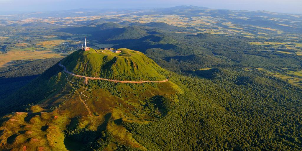 Wandern in der Auvergne