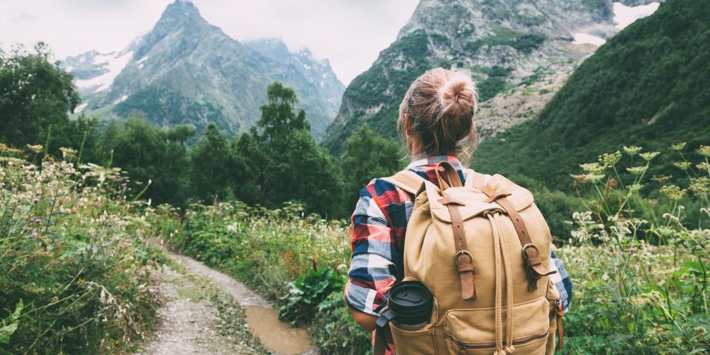 Individualwanderungen (Wandern ohne Gepäck) für Alleinreisende und Singles