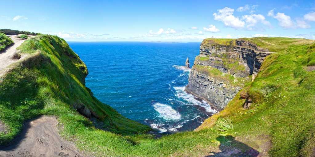 Wandern an Irlands Westküste - Cliffs of Moher entdecken