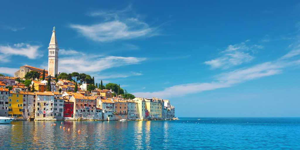 Wandern in Istrien - die Halbinsel in der Adria zu Fuß erkunden