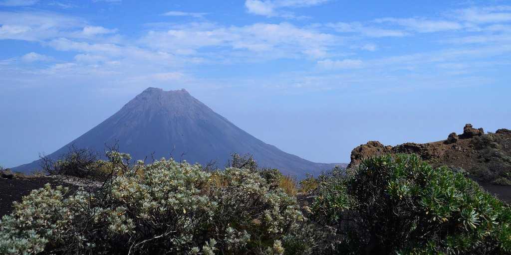 Wandern auf Kapverden - Kapverdischen Inseln vor der afrikanischen Westküste entdecken