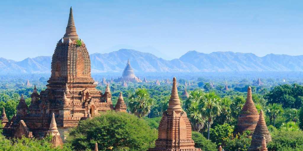 Wandern in Myanmar - Naturwunder und den allgegenwärtigen Buddhismus erleben