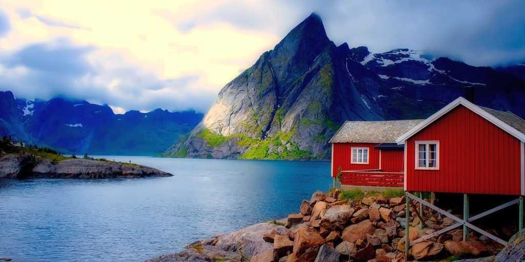 Wandern in Norwegen - Lofoten und Nordkap entdecken