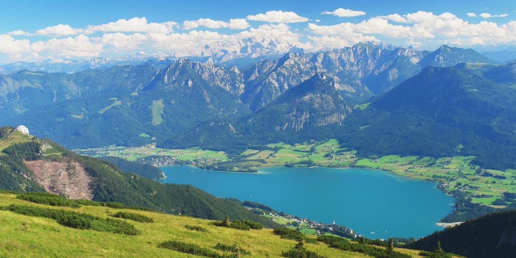 Wandern in Oberösterreich - Wanderurlaub individuell oder geführt