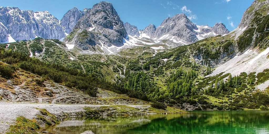 Wandern in Österreich - das Herz Europas entdecken