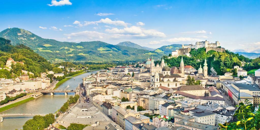 Wandern in Salzburg - Stadt und Land zugleich