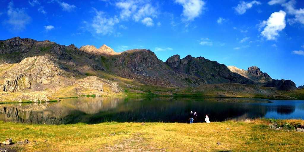Wandern in der Schwarzmeerregion in der Türkei - ein Ort für Bergfreunde!