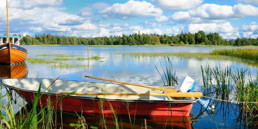 Wandern in Schweden - auf den Spuren der Wikinger