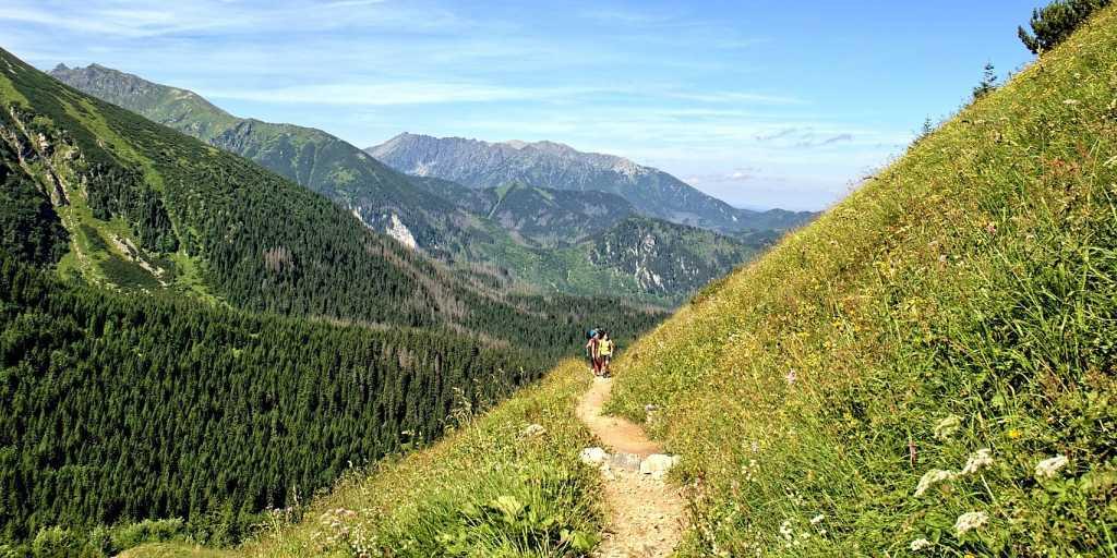 Wandern in der Slowakei - landschaftliche Vielfalt und natürlichen Reichtum zu Fuß entdecken