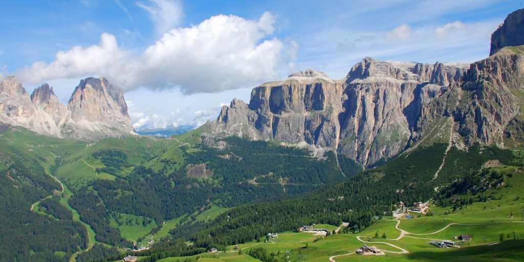 Wandern im Trentino - Berge und Seen