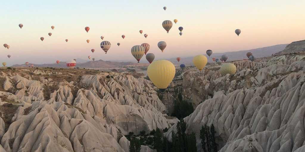 Wandern in der Türkei - unbekanntes Entdecken!
