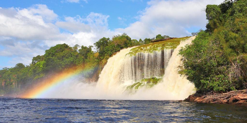 Wandern in Venezuela - Unterwegs im Land der höchsten Wasserfälle