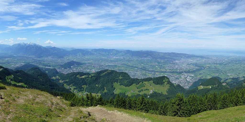 Wandern in Voralberg - ob geführt oder individuell