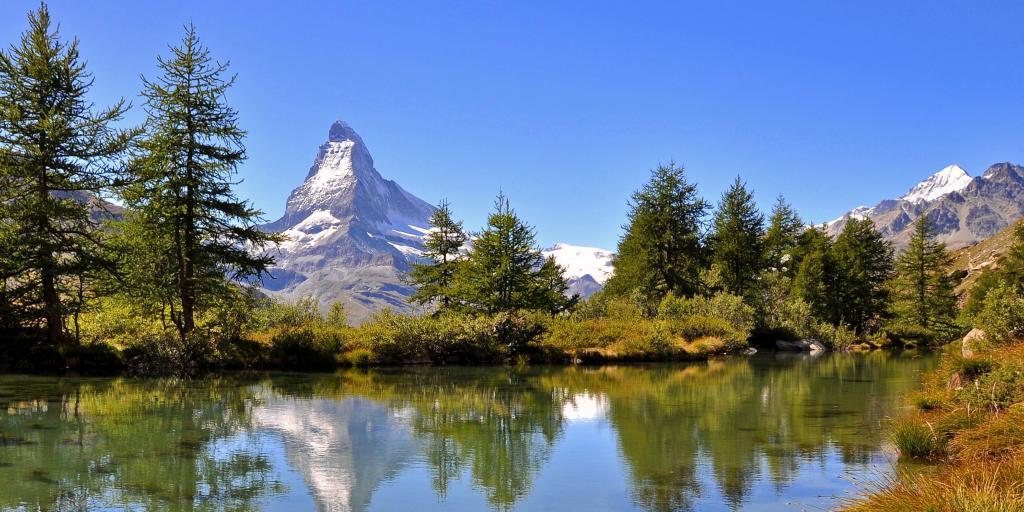 Wandern im Wallis - die Schweizer Region mit den höchsten Gipfeln entdecken