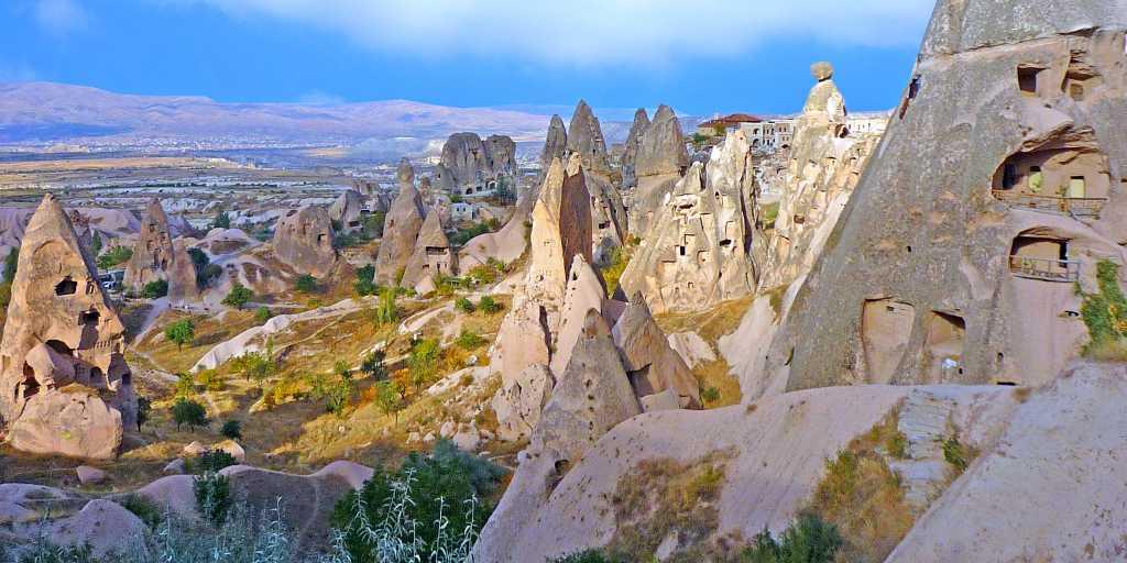 Wandern in Zentralanatolien - eindrucksvolle Landschaften zu Fuß entdecken