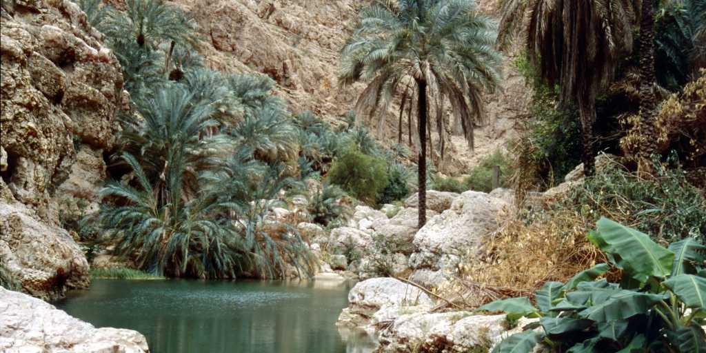 Wandern im Oman