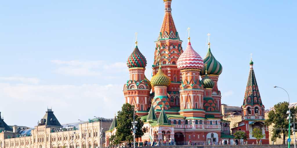 Wandern in Russland