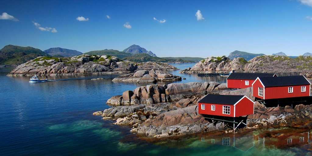Wandern in Skandinavien