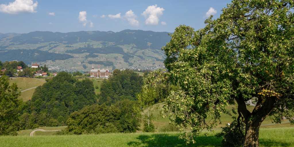 Wandern in der Zentralschweiz: wildromantische Landschaft im Herzen der Schweiz!