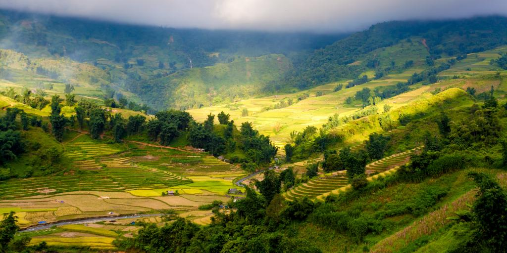 Wandern in Asien