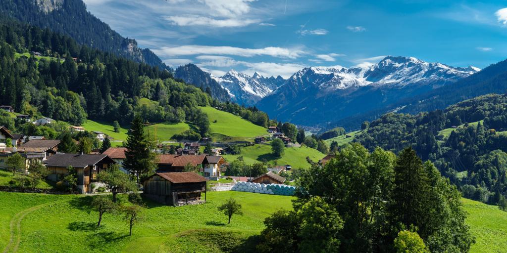 Wandern in Graubünden: Die Ostalpen und das Engadin entdecken!